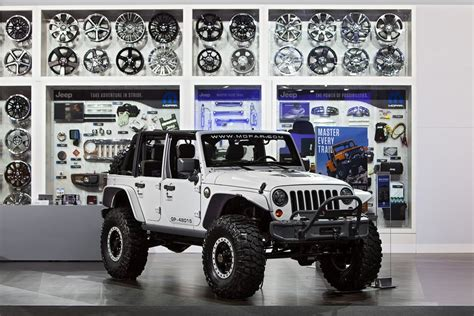 customized 2016 jeep customize you jeep with mopar