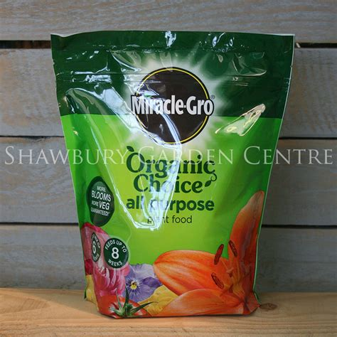 miracle gro organic choice fruit vegetable plant feed 1 westland gro sure 174 peat free all purpose compost with 4