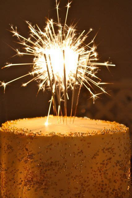 birthday cake sparklers vanilla bean new year s cake or birthday cake