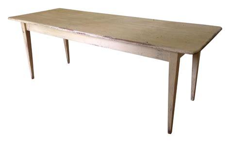 shaker style dining table shaker style 84 quot dining table chairish