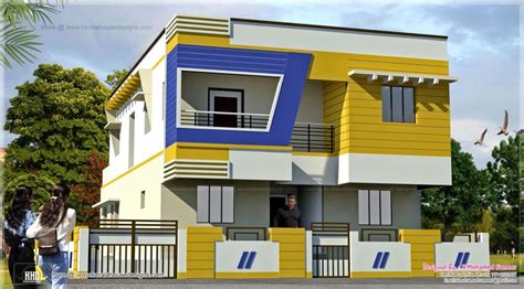 home design modern tamilnadu style house design house