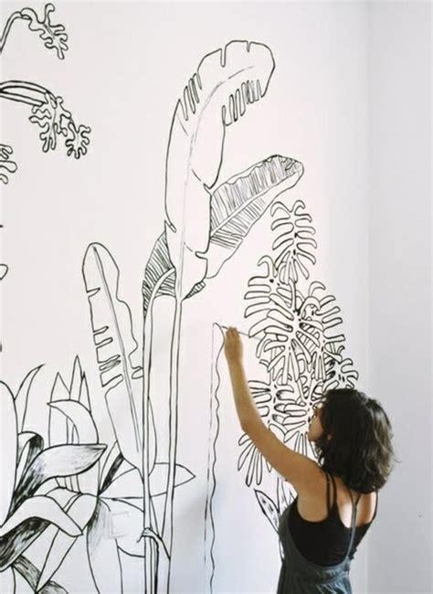 27 wandmalerei ideen f 252 r ihre einzigartigen w 228 nde - Wandmalerei Ideen