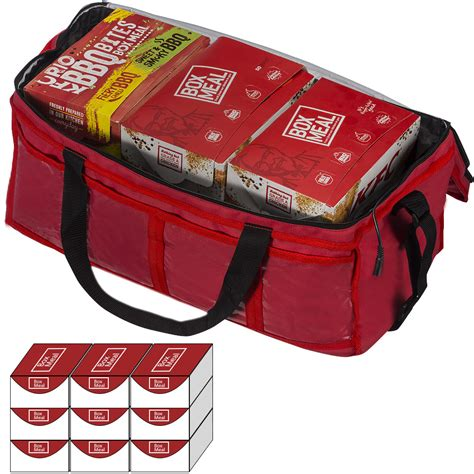 Take Away Box Bag From Os by Car 12v Large Heated Indian Take Away Food