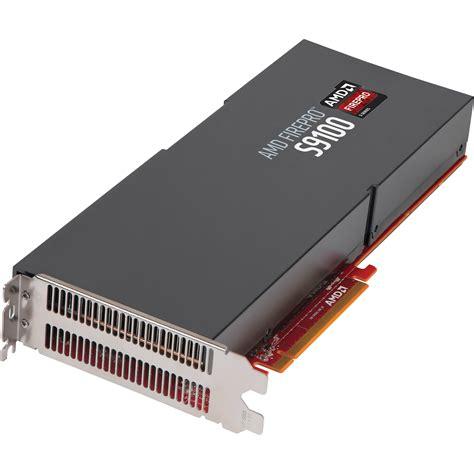 Amd Firepro Server Gpu 12gb S9100 amd firepro s9100 server graphics card 100 505984 b h photo