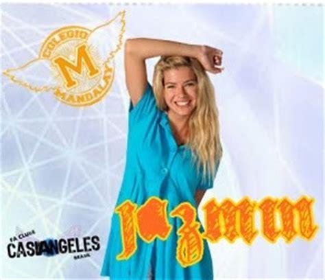 Ij Maxi Mariana casi para sempre elenco de quase anjos 3 186 temporada
