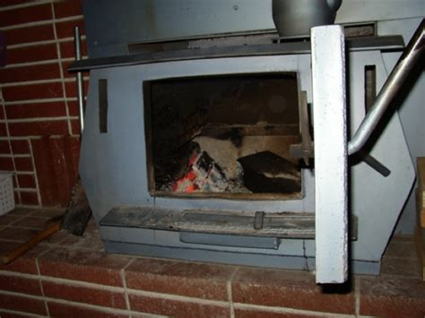 Sealed Fireplace Insert by Ot Wood Burning Fireplace Insert Question