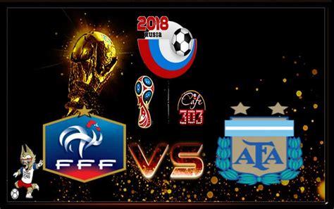 prediksi skor prancis  argentina  juni  agen bola piala dunia