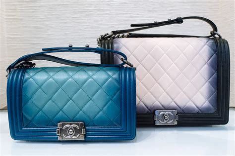 Chanel Summer Exclusive Colour Collection 2007 by Our Exclusive Look At The Bags And Accessories Of Chanel
