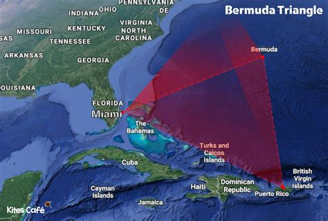 the mysterious bermuda triangle hookedoninspirations blog the mystery of bermuda triangle kites talk