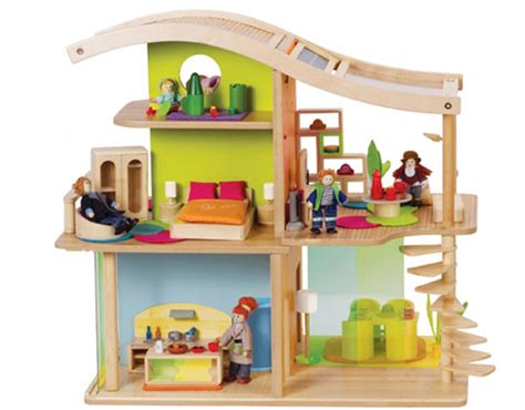eco doll house eco friendly and sustainable dollhouses 187 nature moms