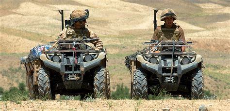Quads Background Check Personal Transport And Load Carrying Think Defence