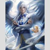 anime-alice-in-wonderland-white-queen