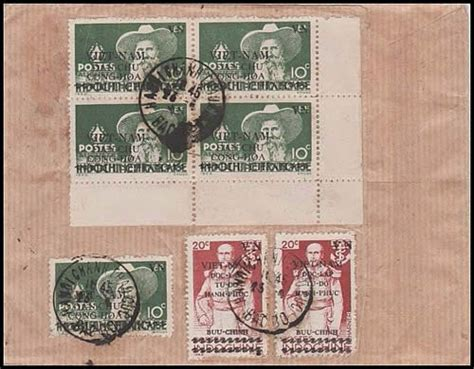 cts pavia mars 1946 histoire postale et timbres surcharg 233 s de l