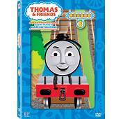 Thomas And Friends Volume 5 Taiwanese DVD  The