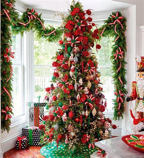 amazing christmas tree decorations  inspire   alice designs