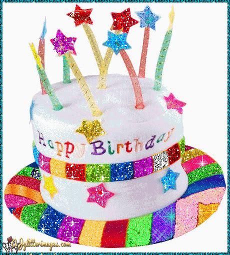 Glitter Happy Birthday Wishes Glitter Graphics Images Happy Birthday Greetings Glitters