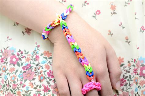 8 Easy Must do Rubber Band Crafts for Kids  Pandahall.com
