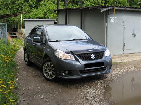 2008 Suzuki Sx4 Problems Used 2008 Suzuki Sx4 Sedan Photos 1600cc Gasoline Ff