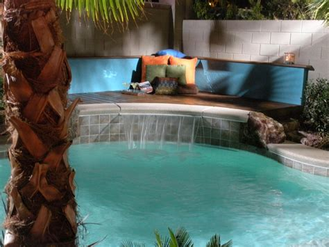 swimming pool paradise diy outdoor spaces backyards