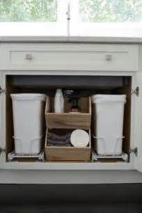 Kitchen Trash Can Ideas 29 Sneaky Ways To Hide A Trash Can In Your Kitchen Digsdigs