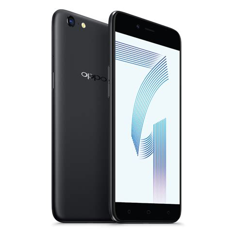 oppo a71 oppo a71 with 13mp rear and 3 000mah battery goes
