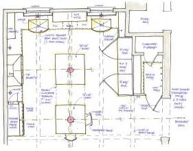 Kitchen Floor Plans With Island Week 2 Of A Traditional Kitchen Design Function Then Fun