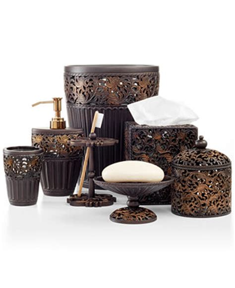 Croscill Marrakesh Collection Bathroom Accessories Bed Croscill Bathroom Accessories