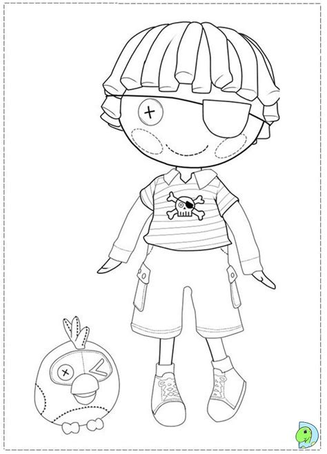 lalaloopsy coloring pages online az coloring pages