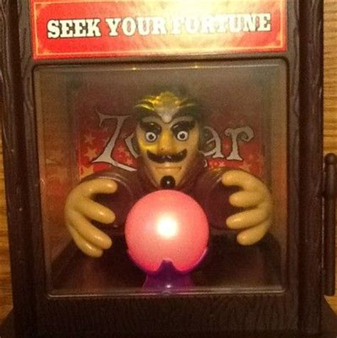 Zoltar A Novelty That Tells Your Fortune And Costs A Small Fortune by Zoltar Fortune Teller Miniature Based On Big