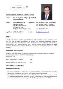 A Professional Curriculum Vitae best photos of cv professional curriculum vitae sample