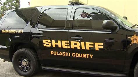 Pulaski County Sheriff Office by Pcso Investigate Fatal Shooting In Hensley Katv