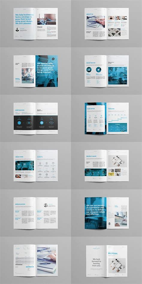 layout background proposal studio proposal 2 0 on behance layout brochure