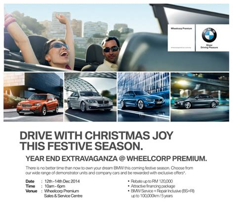 bmw malaysia new year promotion ad wheelcorp extends premium with