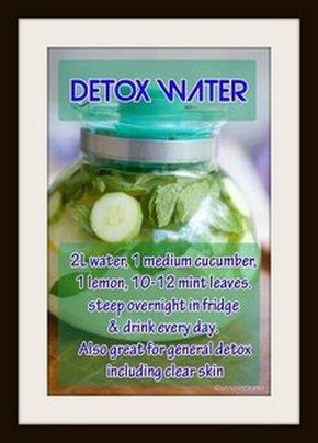 Detox Water For Diabetics by Drinkgoed Gesond Smoothies