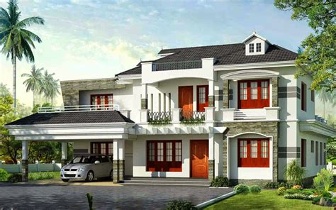 Exterior Design Kerala Home Design Wallpaper Pictures Hd Elevation Pinterest Exterior