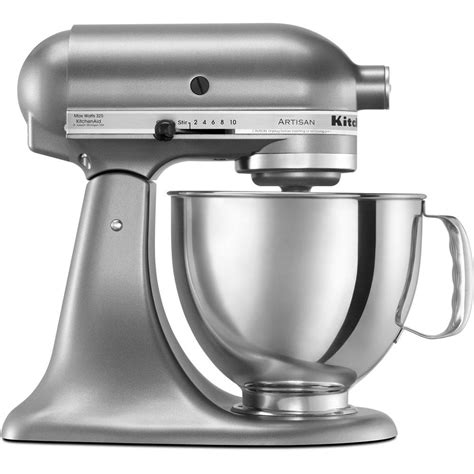 home kitchen aid kitchenaid artisan series 5 qt stand mixer in contour