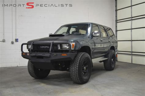 Toyota 4runner Diesel 1990 Toyota 4runner Hilux Surf Turbo Diesel For Sale In