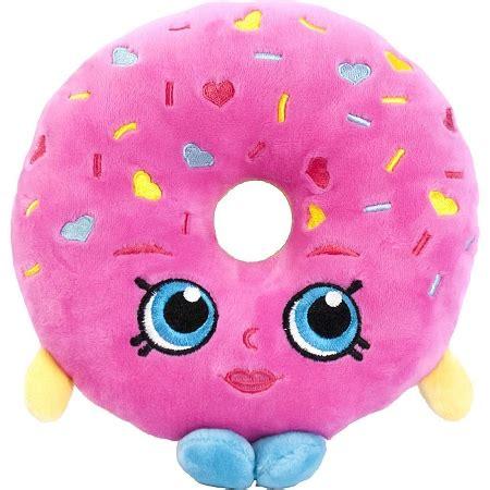 shopkins lish donut plush
