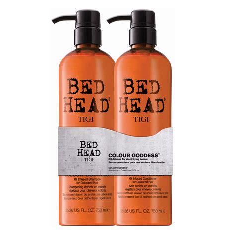 bed color goddess bed colour goddess duo tigi cosmoprof