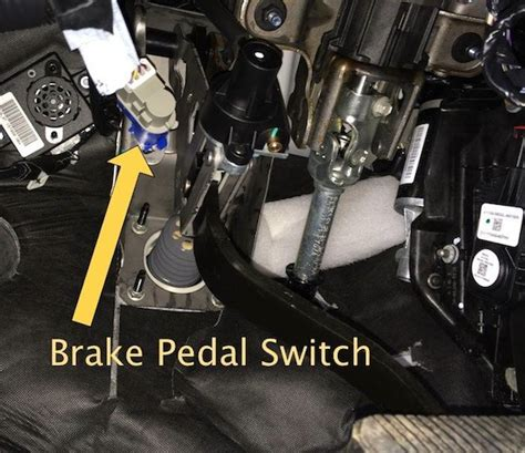 Brake Master Assy Master Rem Atas Avanza 15 Manual Terios P0504 Brake Switch A B Correlation Dtc
