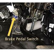 P0572 Cruise Control/Brake Switch A Circuit Low
