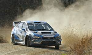 Subaru Rally Rally Racing American Style Automotive Content Experience