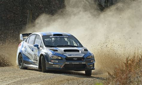 subaru sti rally car rally racing style automotive content experience