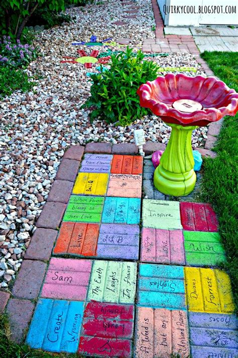 Can You Paint Patio Pavers 15 Ways Concrete Pavers Can Totally Transform Your Backyard Hometalk
