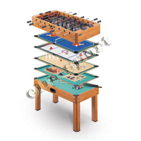 Harvard Multi Table by 9 In 1 Multi Table Soccer Table From Elm Sport Co