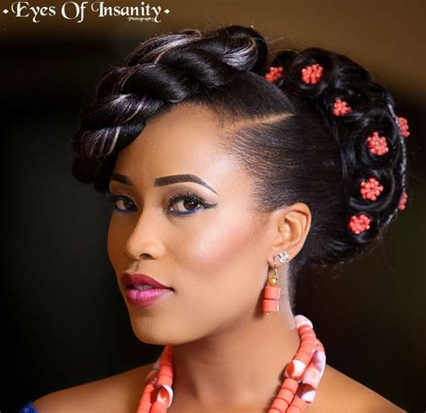 Hairstyles In Nigeria 2017 by Wedding Hairstyles 2017 Style By