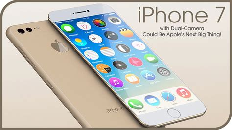 iphone 7 release date rumours specs news and price