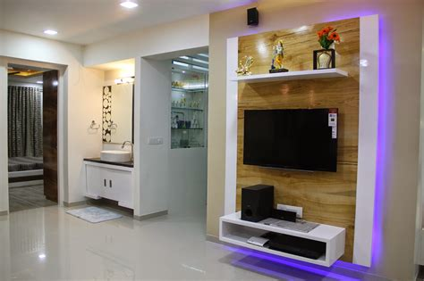 Interior Design For 2bhk Flat by Pin Interior Design 2bhk On
