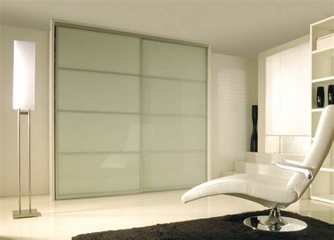 Sliding Glass Closet Doors For Bedrooms Sliding Glass Closet Door For Bedroom And Minimalist Relaxing Chair Decofurnish