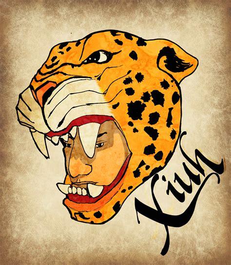 imagenes de jaguar azteca ilustraci 243 n guerrero jaguar feral rage pinterest